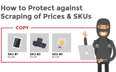 How to Protect against Scraping of Prices, SKUs