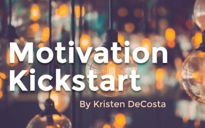 Kickstart Your Inspiration